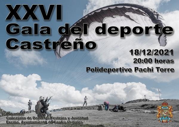 XXVI Gala del Deporte Castreño